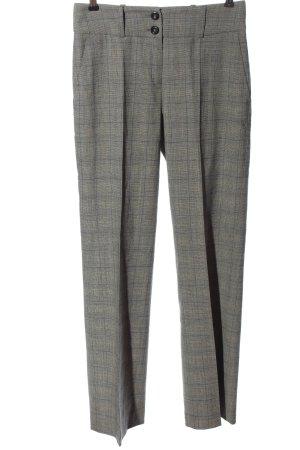 Laurèl Pantalone jersey grigio chiaro stampa integrale stile professionale