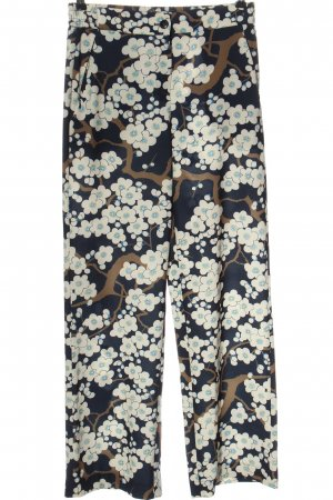 Laurèl Pantalone jersey stampa integrale stile casual