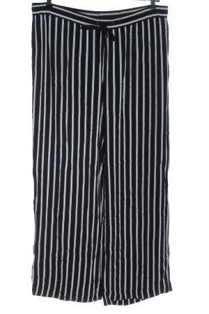 Laurèl Jersey Pants striped pattern casual look