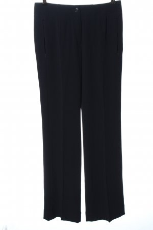 Laurèl Pantalone jersey blu stile casual