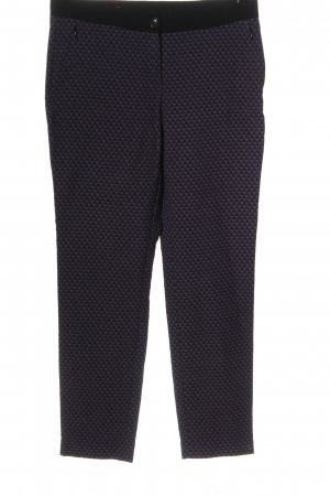 Laurèl Jersey Pants allover print business style