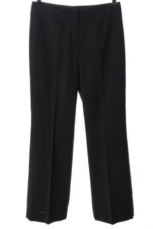 Laurèl Pantalone jersey nero stile professionale