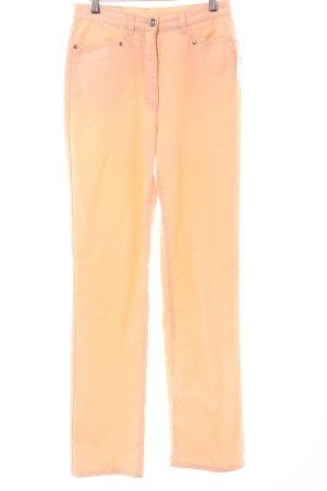 Laurèl Straight-Leg Jeans apricot Casual-Look