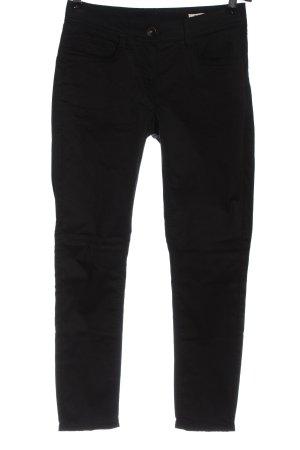 Laurèl Pantalone elasticizzato nero stile casual
