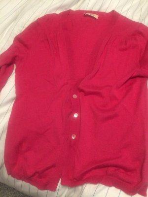 Laurel Strickjacke pink Seide Cashmere Gr 36 NEU