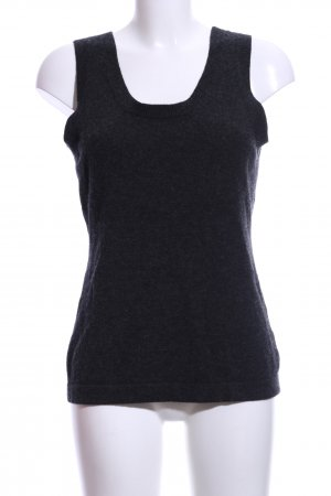 Laurèl Knitted Vest black casual look