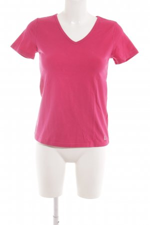 Laurèl T-Shirt magenta-pink Casual-Look