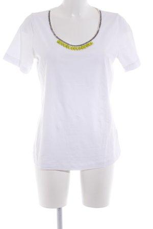 Laurèl T-Shirt mehrfarbig Casual-Look