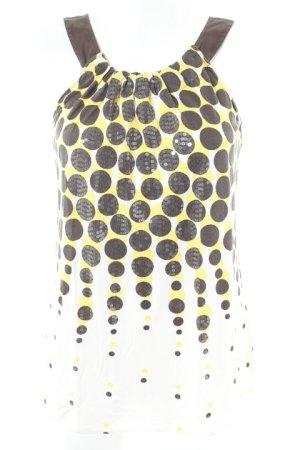 Laurèl Top met spaghettibandjes veelkleurig straat-mode uitstraling