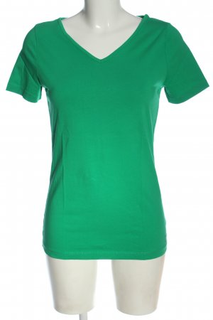 Laurèl V-Neck Shirt green casual look