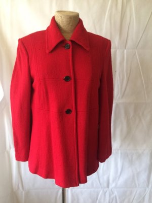 Laurel Vintage Blazer rot Gr. 38 top Zustand
