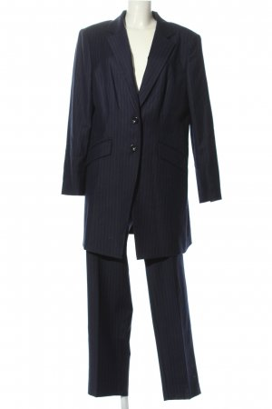 Laurèl Woven Twin Set blue business style