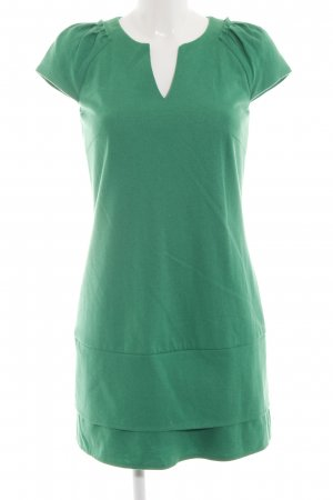 Laurèl Wollkleid grün Casual-Look