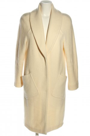 Laurèl Wool Coat cream business style
