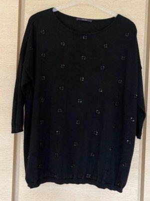 Laurèl Maglione di lana nero
