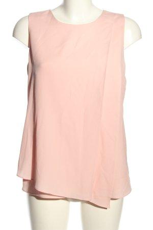 Lauren by Ralph Lauren ärmellose Bluse pink Business-Look
