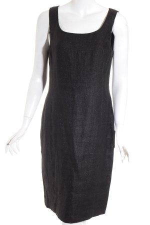 Lauren by Ralph Lauren Pencil Dress black brown classic style