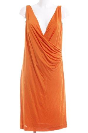 Lauren by Ralph Lauren Cocktailkleid orange Elegant