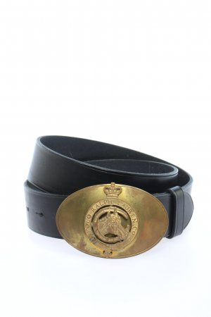 Lauren by Ralph Lauren Belt Buckle black-gold-colored casual look