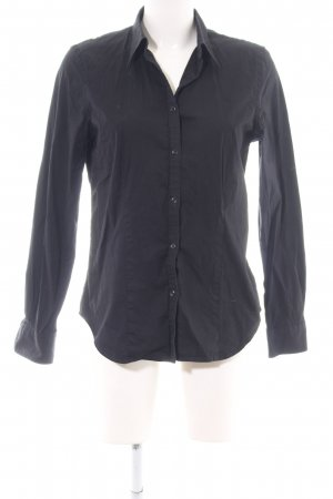 Lauren by Ralph Lauren Hemd-Bluse schwarz Business-Look