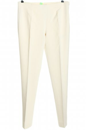 Lauren by Ralph Lauren High-Waist Hose creme Business-Look