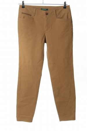Lauren by Ralph Lauren High-Waist Hose braun Casual-Look