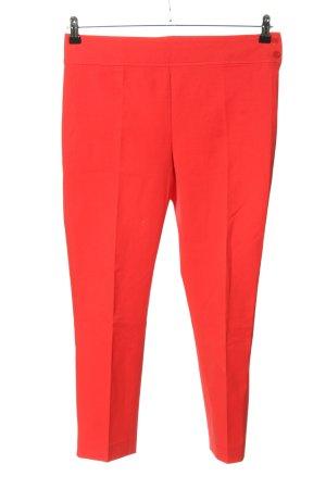 Lauren by Ralph Lauren Pantalon fuselé rouge style décontracté