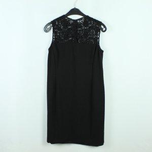 LAUREN BY RALPH LAUREN Kleid Gr. 36) schwarz Spitze (20/03/256*)