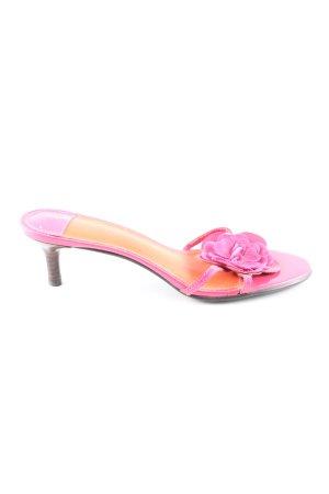 Lauren by Ralph Lauren Lackballerinas pink Casual-Look