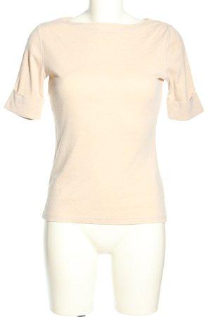 Lauren by Ralph Lauren Langarm-Bluse creme Casual-Look