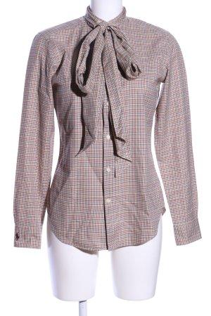 Lauren by Ralph Lauren Long Sleeve Shirt check pattern elegant