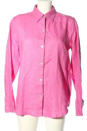Lauren by Ralph Lauren Long Sleeve Shirt pink business style