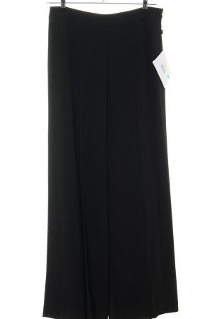 Lauren by Ralph Lauren Marlene Dietrich broek zwart zakelijke stijl