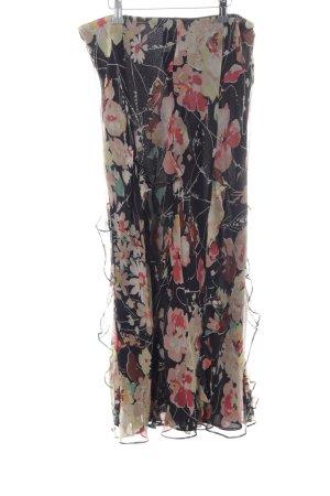 Lauren by Ralph Lauren Maxi rok bloemenprint casual uitstraling