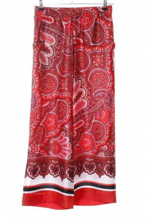 Lauren by Ralph Lauren Palazzo Pants red polyester
