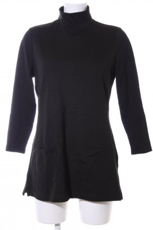 Lauren by Ralph Lauren Rollkragenpullover schwarz Business-Look