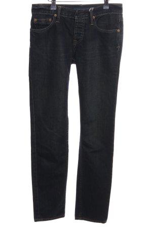 Lauren by Ralph Lauren Slim Jeans schwarz Casual-Look