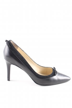 Lauren by Ralph Lauren Spitz-Pumps schwarz Business-Look