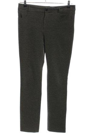 Lauren by Ralph Lauren Jersey Pants light grey flecked casual look