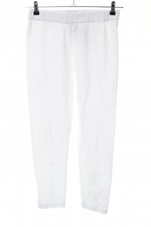Lauren by Ralph Lauren Stretchhose weiß Casual-Look