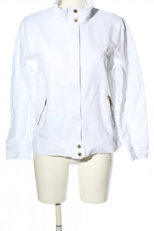 Lauren by Ralph Lauren Kurtka przejściowa biały W stylu casual
