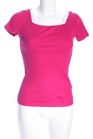 Lauren by Ralph Lauren T-Shirt pink Business-Look