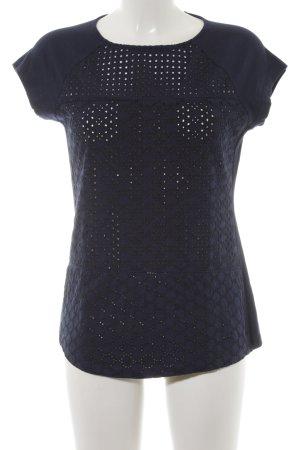Lauren by Ralph Lauren T-Shirt dunkelblau Casual-Look