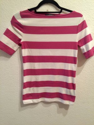 Lauren by Ralph Lauren T-Shirt gestreift, Gr. S