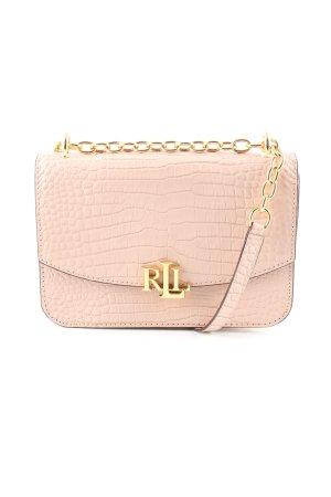 Lauren by Ralph Lauren Umhängetasche pink Elegant