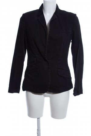 Lauren Jeans Co. Ralph Lauren Jeansblazer schwarz Business-Look