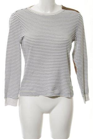 Lauren Jeans Co. Ralph Lauren Longsleeve Streifenmuster Casual-Look