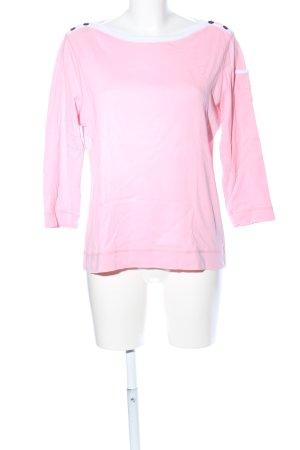 Lauren Jeans Co. Ralph Lauren Longsleeve pink Casual-Look