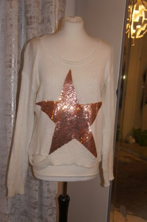 lauren moshi Pullover XS 34 used look Pulli