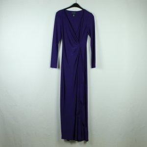 LAUREN RALPH LAUREN Abendkleid Gr. 36 lila (20/10/385*)